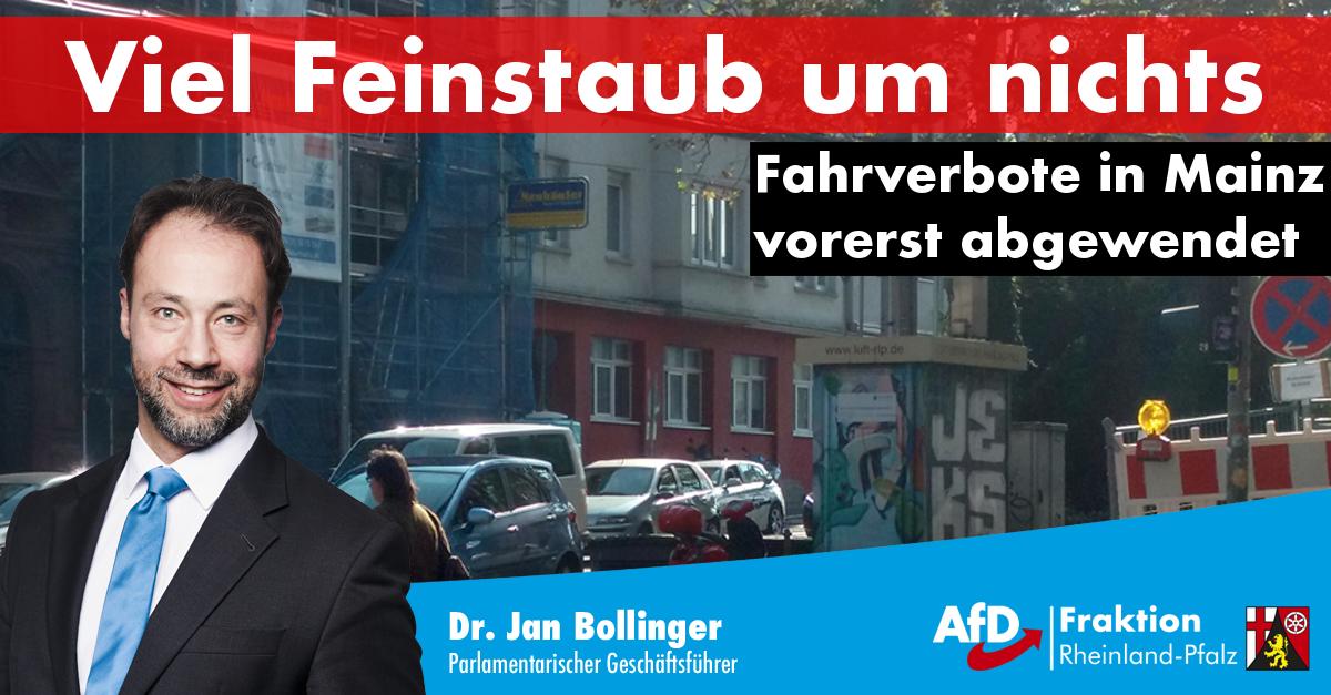 Fahrverbot Mainz